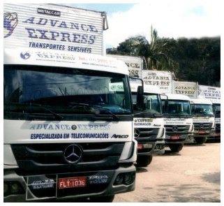 Frota Advance Express